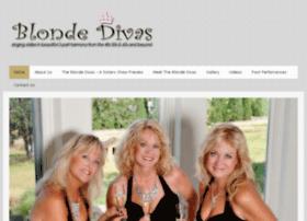 theblondedivas.com
