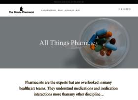 theblondepharmacist.com