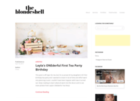 theblondeshell.com