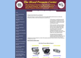 thebloodpressurecenter.com