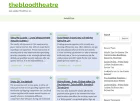 thebloodtheatre.com