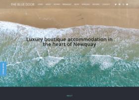 thebluedoornewquay.co.uk