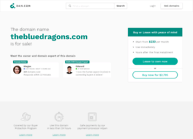 thebluedragons.com