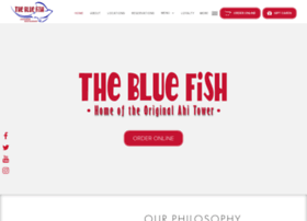 thebluefishsushi.com