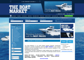 theboatmarket.com.au