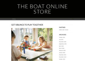 theboatonlinestore.com
