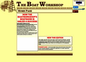 theboatworkshop.co.uk