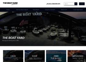 theboatyardinc.com