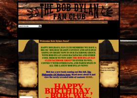 thebobdylanfanclub.com