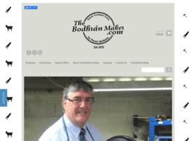 thebodhranmaker.com