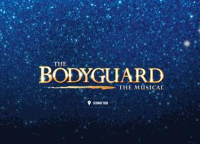 thebodyguardmusical.com