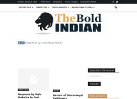 theboldindian.com