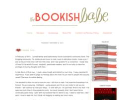 thebookishbabes.blogspot.com