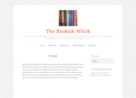 thebookishwitchsite.wordpress.com