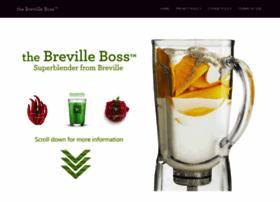 theboss.brevilleusa.com