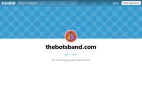 thebotsband.com