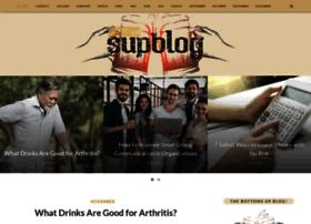 thebottomsupblog.com
