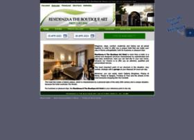 theboutique.hotelinroma.com
