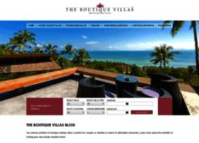theboutiquevillas.com