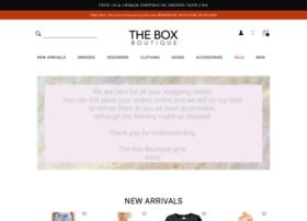 theboxboutique.com