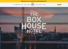 theboxhousehotel.com