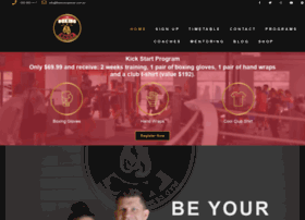 theboxingshop.com.au