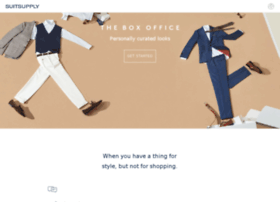 theboxoffice.suitsupply.com