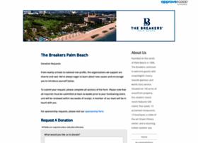 thebreakers.requestitem.com