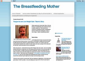 thebreastfeedingmother.blogspot.com