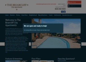 thebriarcliffapartments.com
