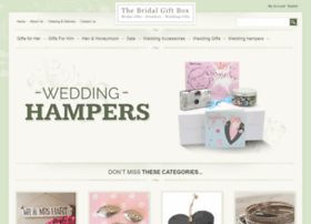 thebridalgiftbox.co.uk