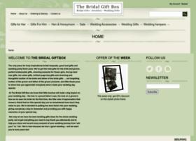thebridalgiftbox.co.uk