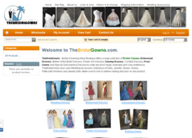 thebridalgowns.com