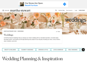 thebridesguide.marthastewartweddings.com