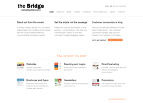 thebridgemarketing.co.nz