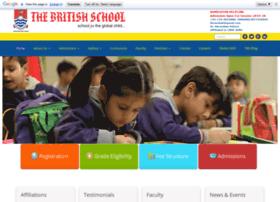 thebritishschoolmohali.com