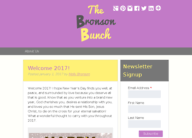 thebronsonbunch.com