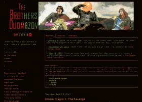 thebrothersduomazov.com