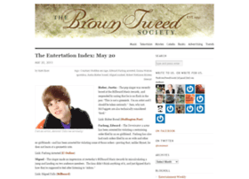 thebrowntweedsociety.com