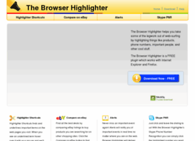 thebrowserhighlighter.com