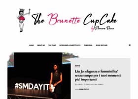 thebrunettecupcake.com