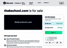 thebschool.com