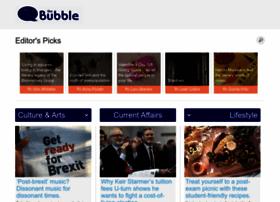 thebubble.org.uk