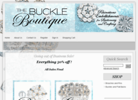 thebuckleboutique.com