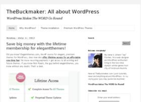 thebuckmaker.com