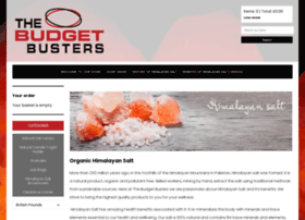 thebudgetbusters.co.uk