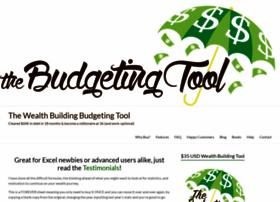 thebudgetingtool.com
