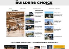 thebuilderschoice.com.au