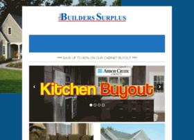 thebuilderssurplusllc.com
