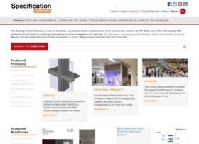thebuildingproductdirectory.co.uk